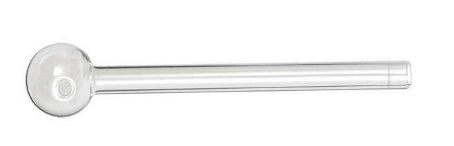 Base pipe glass - 15cm | Avalonmagicplants com