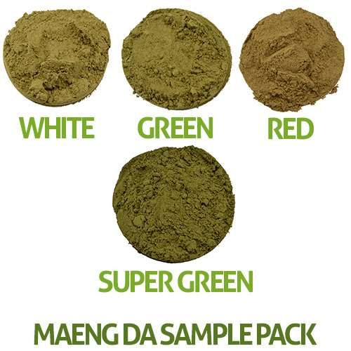 | Maeng Da sample pack (Kratom)