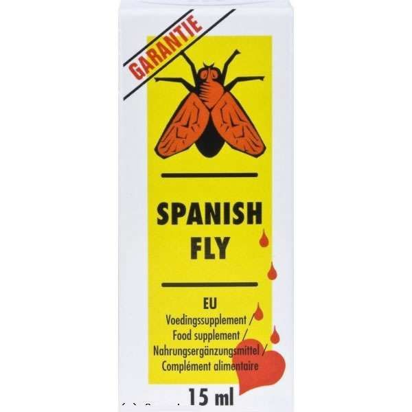 Spanish Fly Aphrodisiac